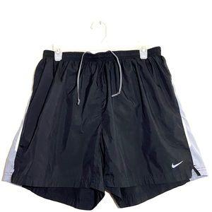 Nike Fit Drawstring Athletic Running Shorts